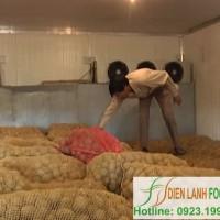 kho lạnh bảo quản hạt giống