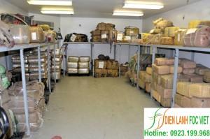 Dịch vụ lắp đặt kho lạnh bảo quản vacxin