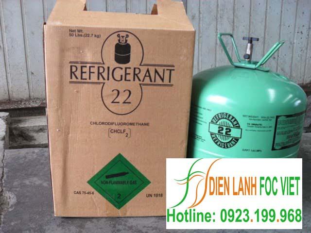 Bán gas R22 Ấn Độ giá tốt chất lượng đảm bảo
