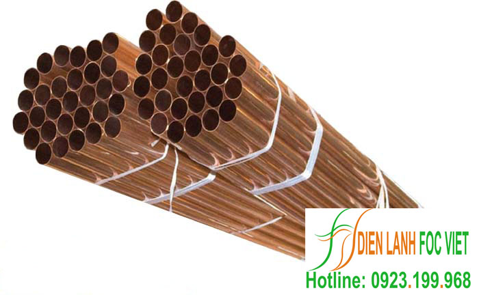 ống đồng Hailiang dạng cây