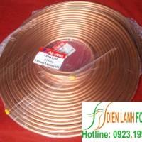 ống đồng Hailiang dạng cuộn