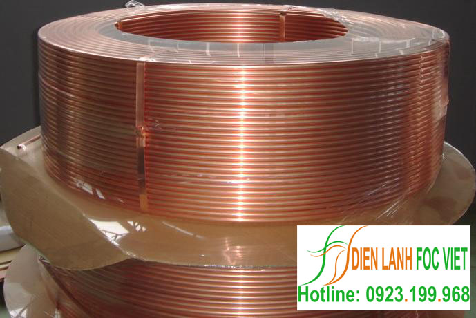 ống đồng Ruby Copper