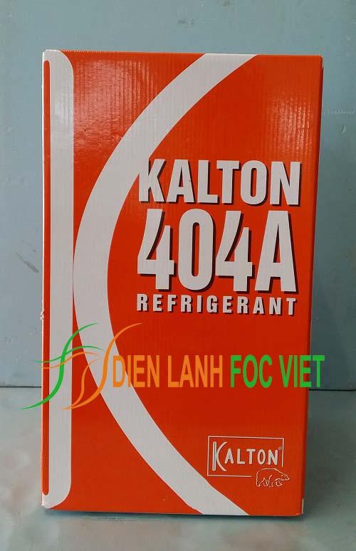 gas lạnh Kalton R404A
