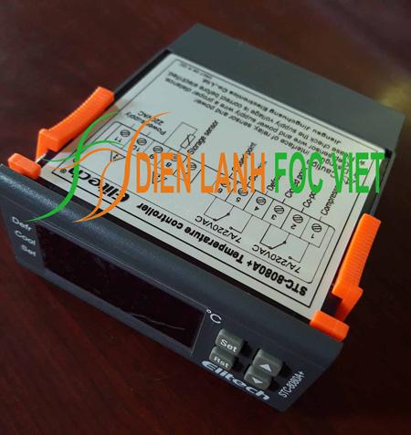 Điều khiển nhiệt độ Ellitech STC-8080A