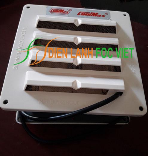 van thông áp Coolmax CM-1110-R