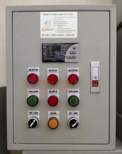 Dịch vụ thiết kế, cung cấp, lắp đặt hệ thống tủ điều khiển tự động