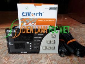 Hướng dẫn sử dụng điều khiển nhiệt độ Elitech MTC-5080