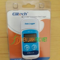 Nhiệt kế tự ghi Elitech RC-5