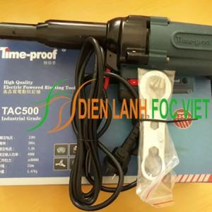 Súng bắn đinh rút bằng điện Time Proof TAC-500