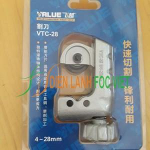 Dao cắt ống đồng Value VTC-28