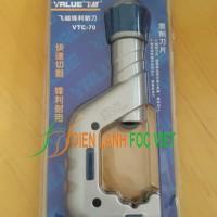 Dao cắt ống đồng Value VTC-70