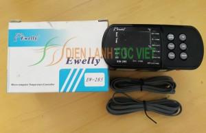 Hướng dẫn sử dụng điều khiển nhiệt độ Ewelly EW-285