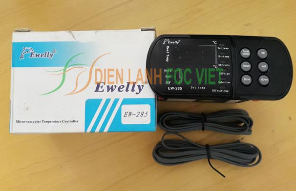 Thiết bị điều khiển nhiệt độ Ewelly EW-285