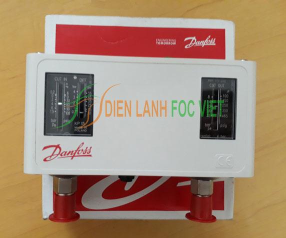 Công tắc áp suất kép Danfoss KP15